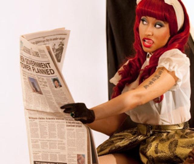 Nicki Minajs Alleged Sex Tape Footage Unleashed